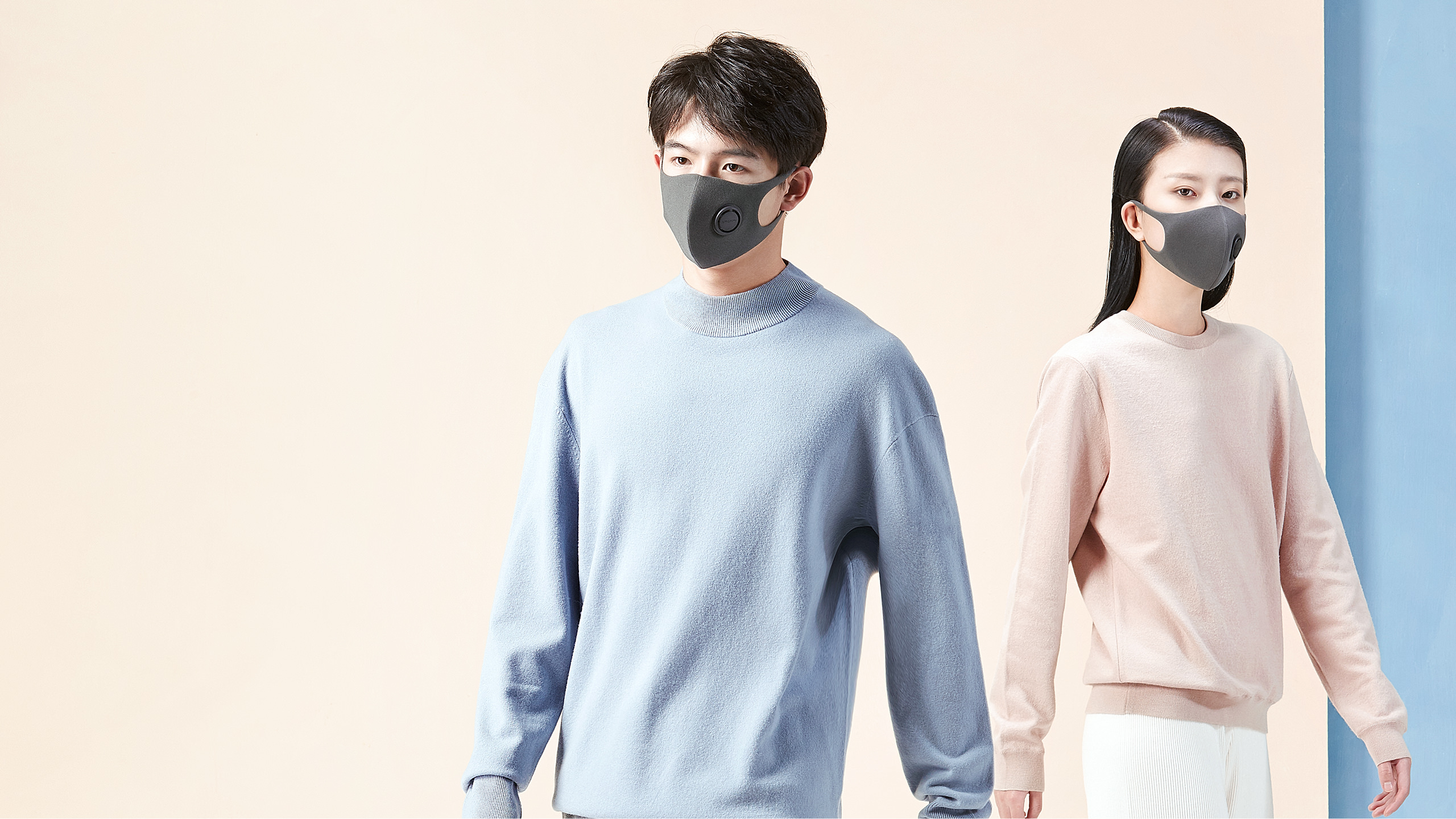 智米轻呼吸防霾口罩